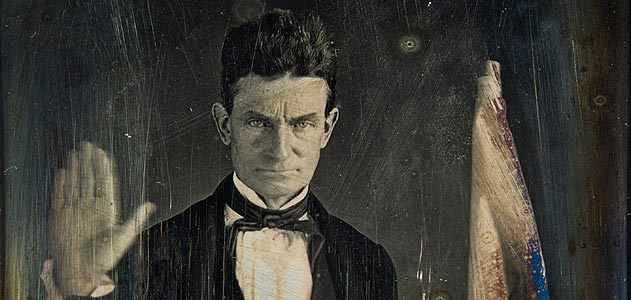 John Brown (image courtesy National Portrait Gallery)