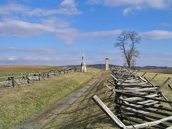 Bloody Lane, Antietam (Image courtesy LostBob Photos/Flickr)