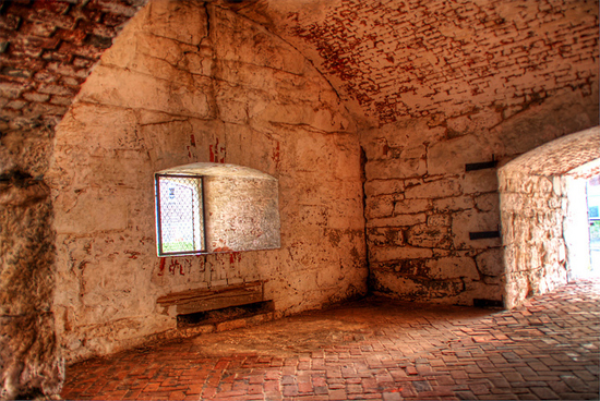 Fort Monroe (image courtesy Patrick McKay/Flickr)