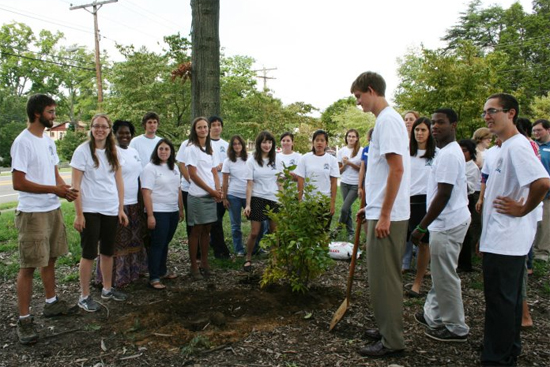 Chesapeake Conservation Corps