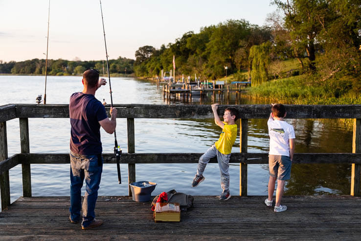 Picture of Sites for outdoor activities more important than ever