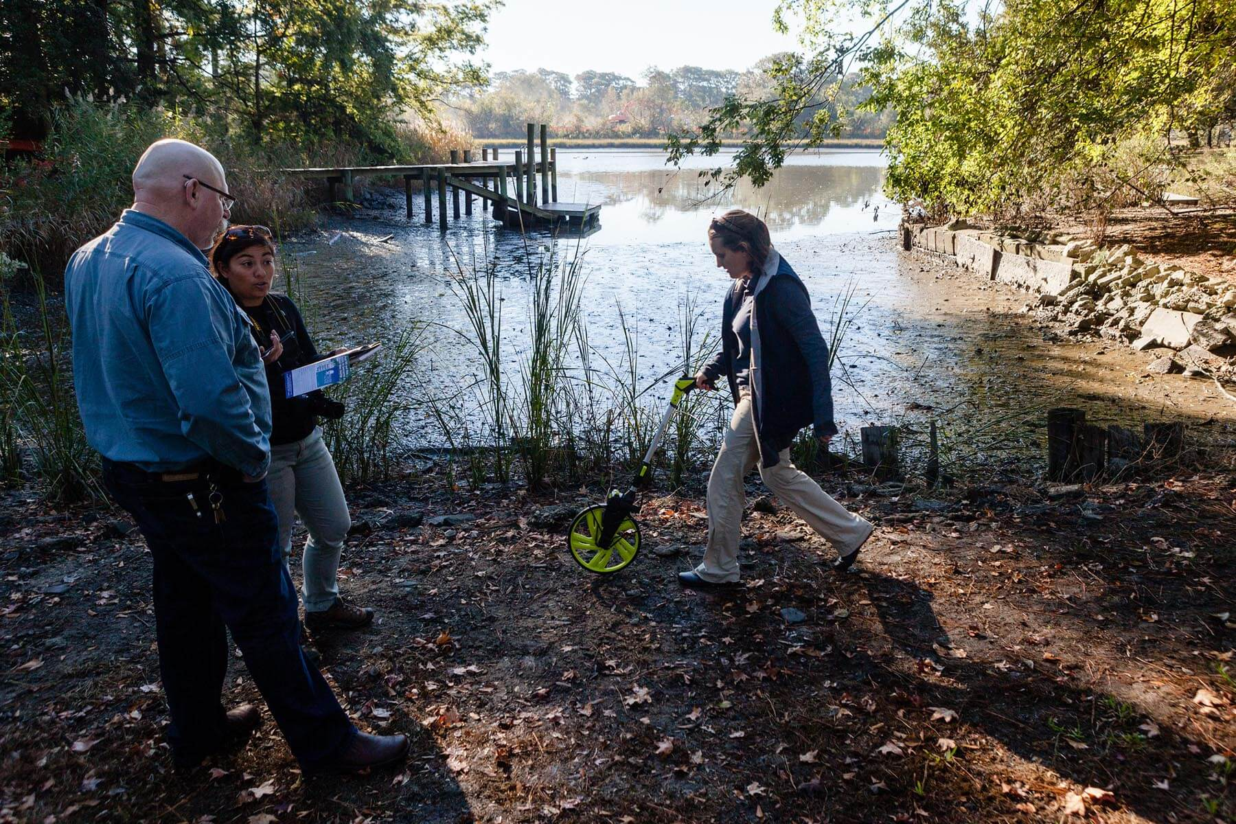 Lafayette River removed from Virginia list of bacteria-impaired