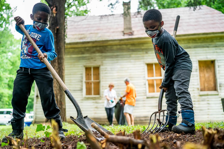 Picture of A heritage trail effort aims to preserve both land and legacy