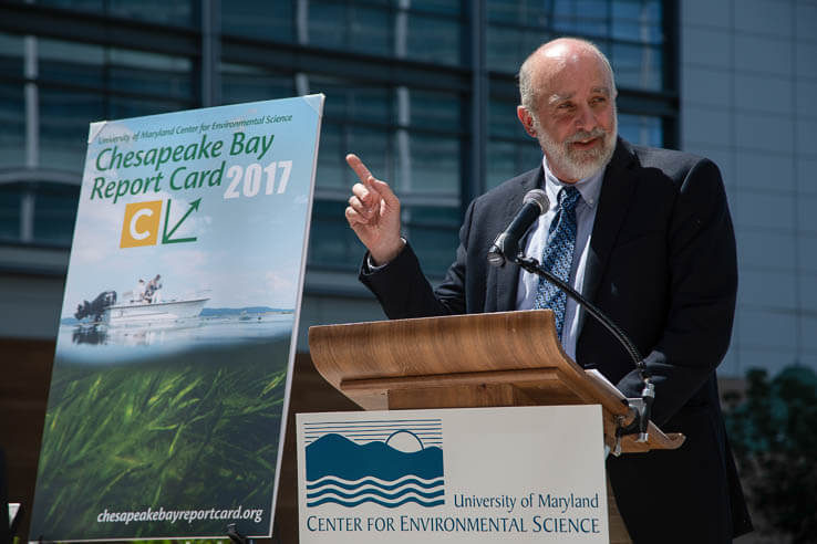 Picture of Chesapeake Bay Report Card highlights signs of progress