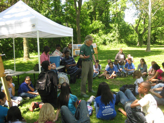 Friends of Dyke Marsh education program