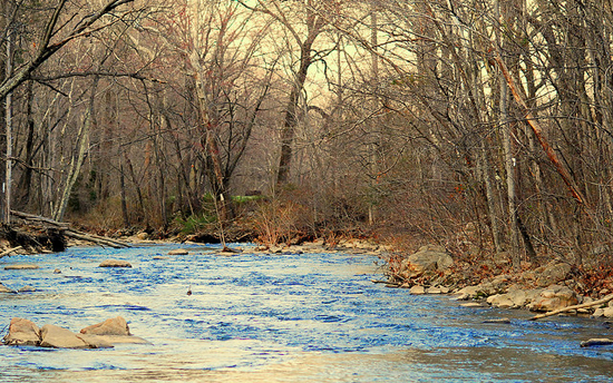 Passage Creek (image courtesy fruit_on_the_vines/Flickr)