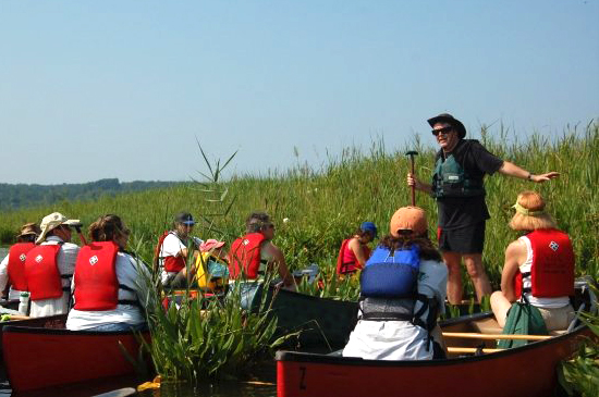 Kayak trip (image courtesy Friends of the Rappahannock)