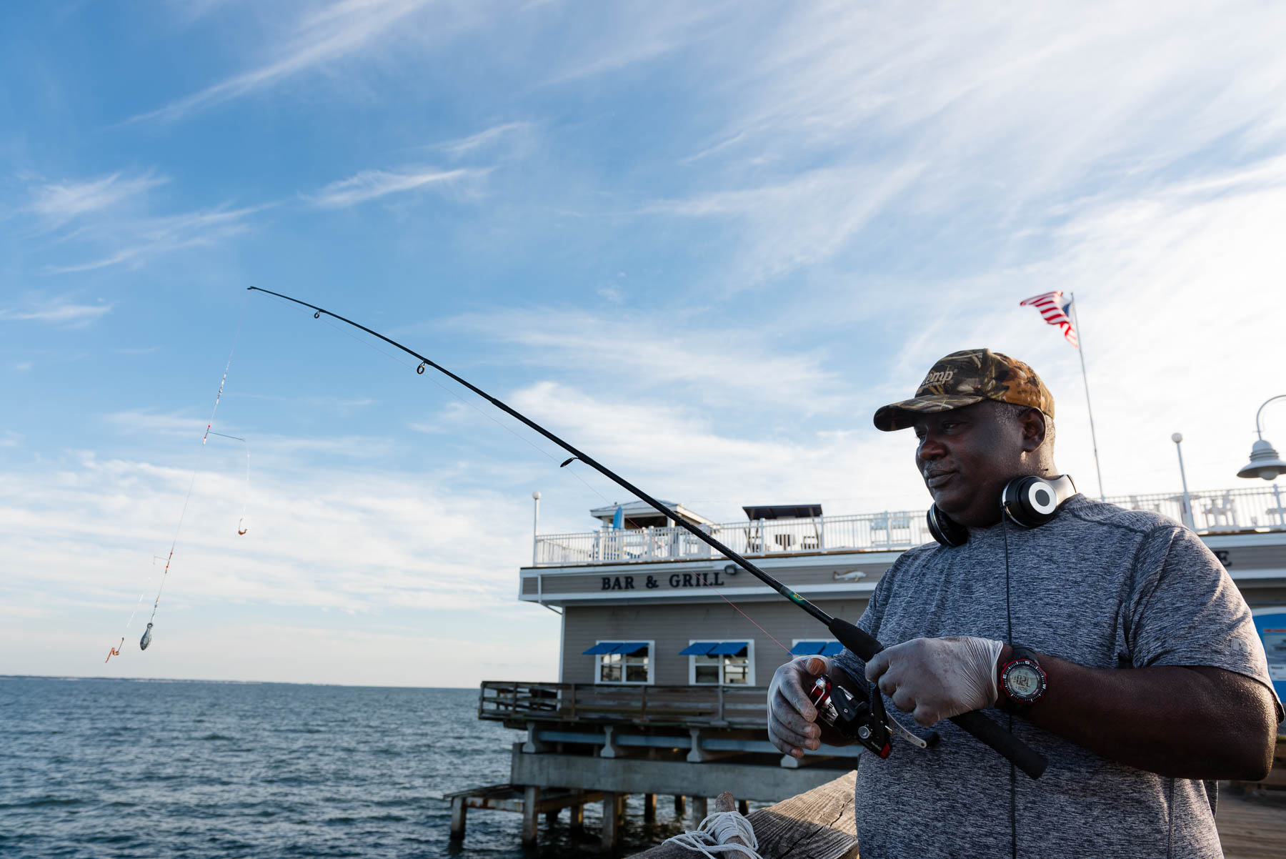 Photo essay as sea level rise becomes the new normal in for Fishing in norfolk va