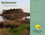 Bay Barometer: A Health and Restoration Assessment of the Chesapeake Bay and Watershed in 2009
