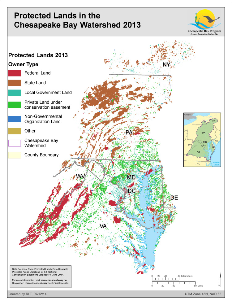 Protected Lands 2013