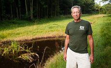 Restoration Spotlight: Maryland farmer develops solution for agriculture runoff