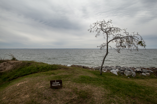 Photo essay experiencing the bay s past at point lookout for Point lookout fishing